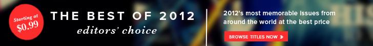 Zinio Best of 2012