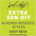 Deals on Lord & Taylor Thanksgiving Day Sale: Up to 50% Off w/Extra 25% Off