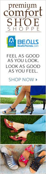 Comfort Shoes at BeallsFlorida.com