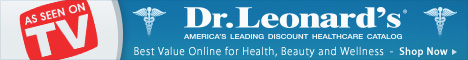 Dr. Leonard's Healthcare,items for Americans with disabilities