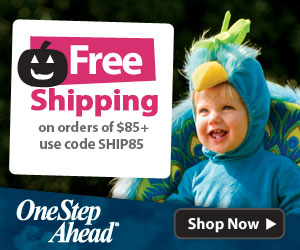 Cute Baby and Kid Halloween Costumes at One Step Ahead