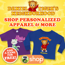 PBS KIDS Daniel Tiger's Neighborhood Shop