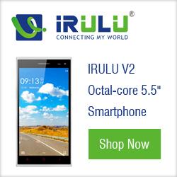 IRULU V2 Smartphone