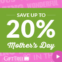 Shop Mother's Day Gifts and Save at Gift Tree!