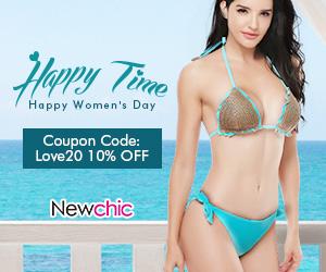 10% Off for Women Swimwear Lingerie