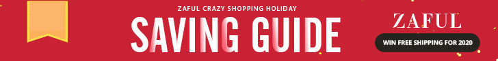 Zaful Shopping Holiday Saving Guide Win Free Shipping For 2020 Nov. 18 - Dec. 4