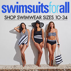 Swimsuit For All Plus Size Swimwear