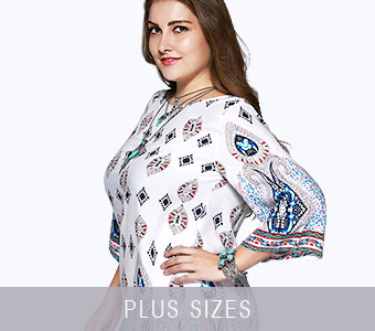 Plus Size on Sale: Up to 80% OFF