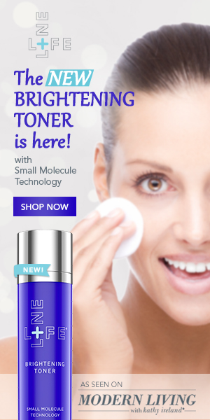 NEW Brightening Toner with Molecular Technology