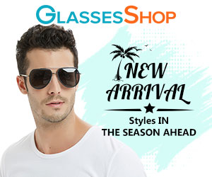 Looking FORWARD to the season ahead with New Arrivals!  Here for a Limited Time - at the GlassesShop