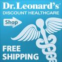 Dr. Leonard's Healthcare,ada items