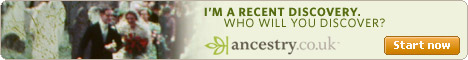 Click here for a tutorial by Tony Robinson on family history from Ancestry.co.uk