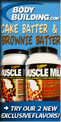 muscle gain supplements