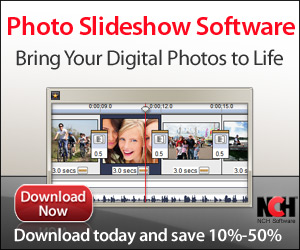 PhotoStage Slideshow Maker Software