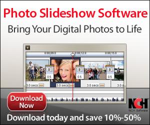 PhotoStage Slideshow Maker Software
