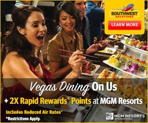 Las Vegas Sale!