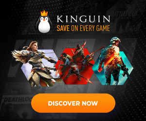 Kinguin.net - Save on Every Game!