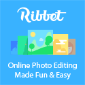 Ribbet! Online Photo Editing Made Fun and Easy