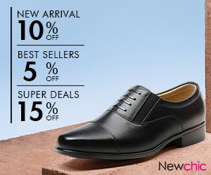 15% Off Men Shoes Super Deals