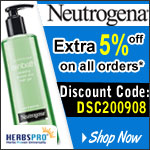 Neutrogena Specials - Additional 5% Off on all orders