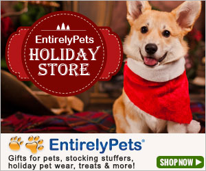 EntirelyPets Holiday Store is Now Open!