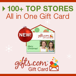 Gifts.com Gift Card-Instantly email!