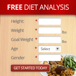 Free Diet Analysis Form