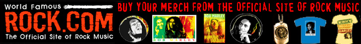 Get Bob Marley T-Shirts & Merch from Rock.com