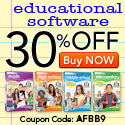 Educational Banner 30% Off - 125x125