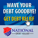 Wave your debt goodbye
