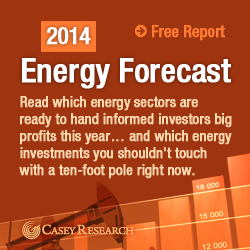 Free 2014 Energy Forecast