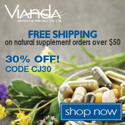 ViandaLife.com Natural Supplements Free Shipping Over $50 - Plus 30% Off!