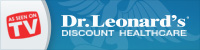 Dr. Leonard's Healthcare, Free Shipping