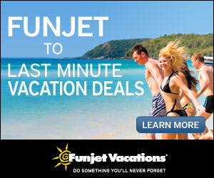 Last Minute Vacation Deals!