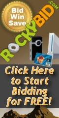 Start Bidding for Free at RockyBid.com!