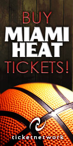 Buy Miami Heat Tickets!