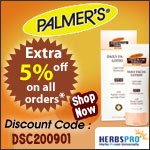 Palmer's Specials - Additional 5% Off on all orders