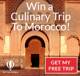 Win a trip to Morocco - Try The World