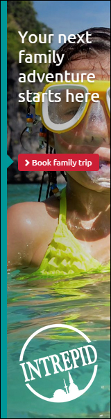 Your next family adventure  160x600