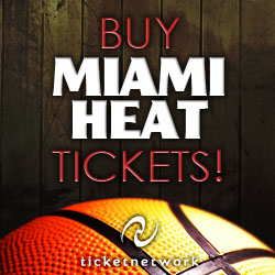 Buy Miami Heat Tickets!