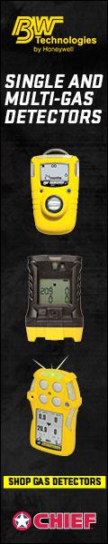 BWT gas detectors