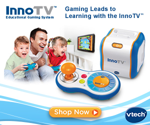 Shop Vtech for a great gift for kids!