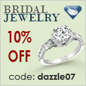 Bridal Jewelry On Sale At: DiamondHarmony.com