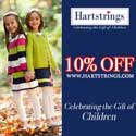 Hartstrings.com 10% OFF