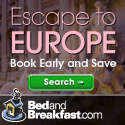 Save on B&Bs in Europe