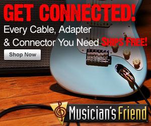 Musician's Friend Anniversary Sale!