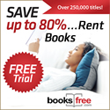 Rent Books (Free Trial)