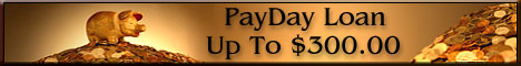 Up to $300 in your account with fast payday loans!