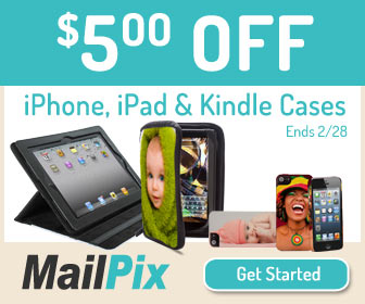 MailPix $5 Off Mobile Accessory