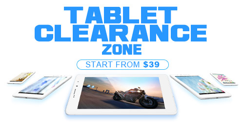 Tablet PC On Sale - Start From $39